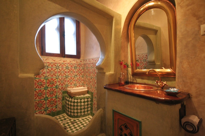 Lala Safia Bathroom
