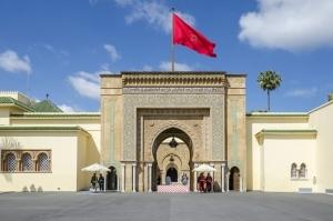 Kings Palace, Rabat